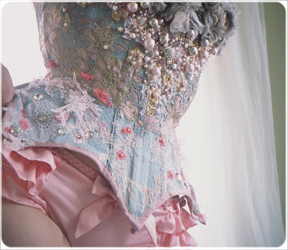 Up to Corset